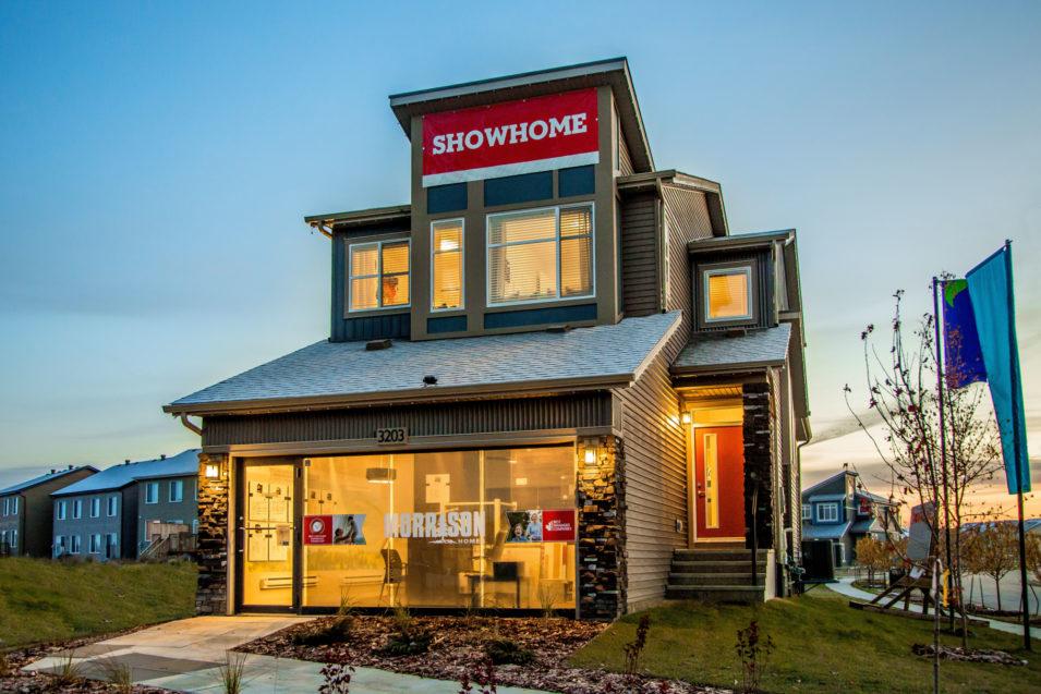Morrisonhomes Paisley Harlow Showhome Exterior 2018