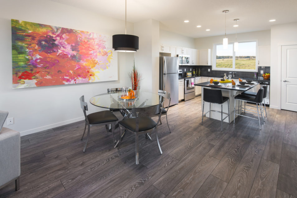 Morrisonhomes Solstice Dexter Showhome Dining 2018