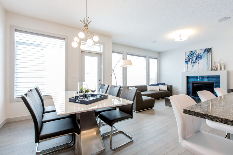 Morrisonhomes Solstice Harrison Showhome Dining 2018