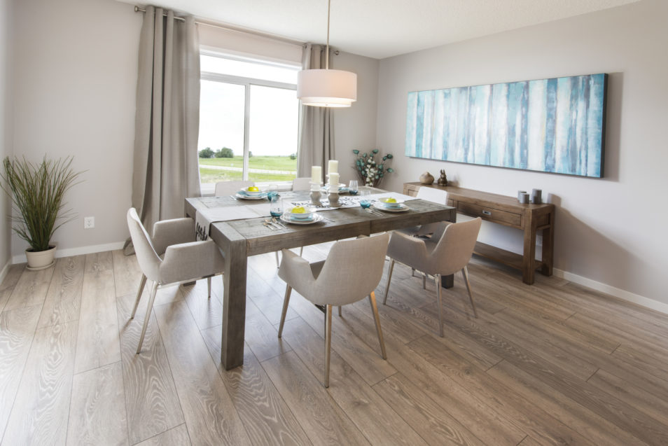 Morrisonhomes Solstice Sutton Showhome Dining 2018