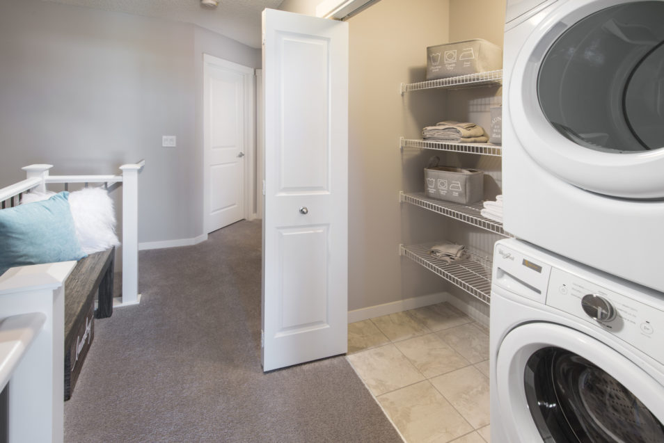 Morrisonhomes Solstice Sutton Showhome Laundry 2018