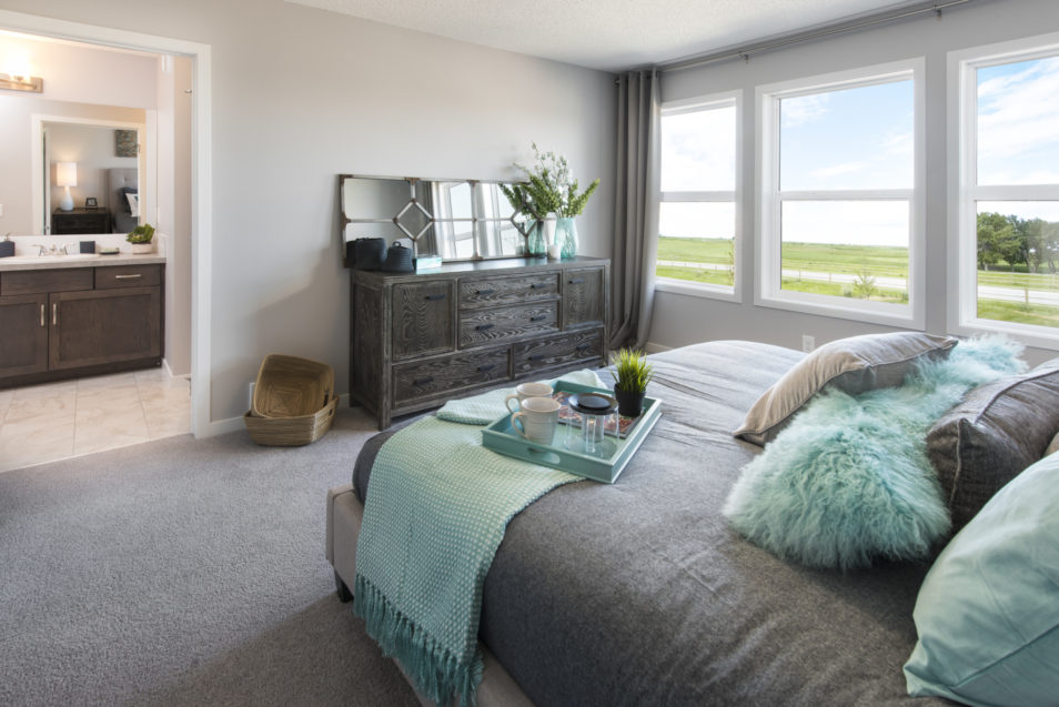 Morrisonhomes Solstice Sutton Showhome Master 2018