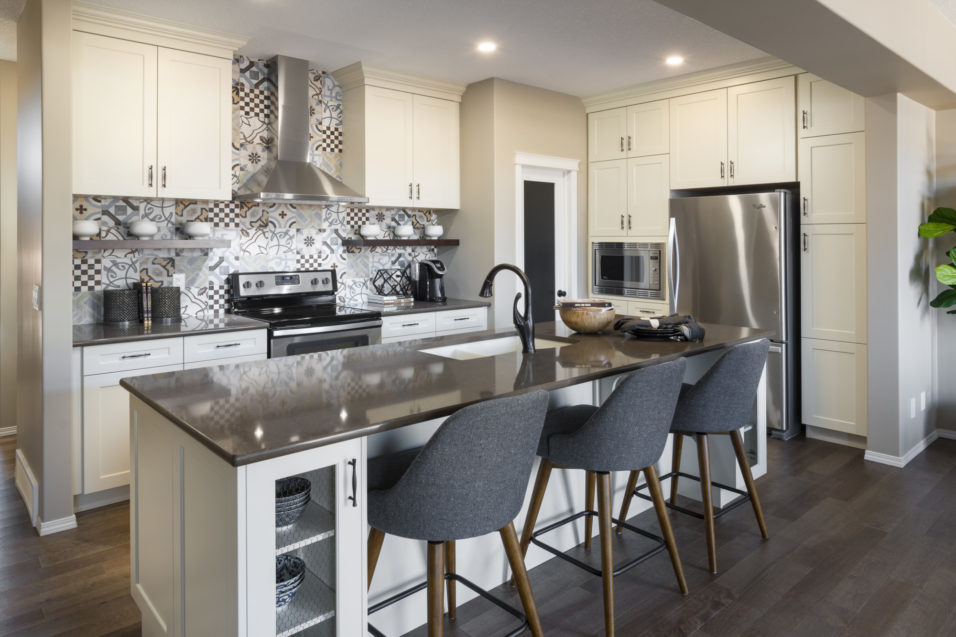 Morrisonhomes Symonsgate Montgomery Showhome Kitchen 2017