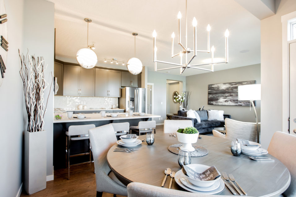 Morrisonhomes Chappelle Cassidy Showhome Diningroom 2018