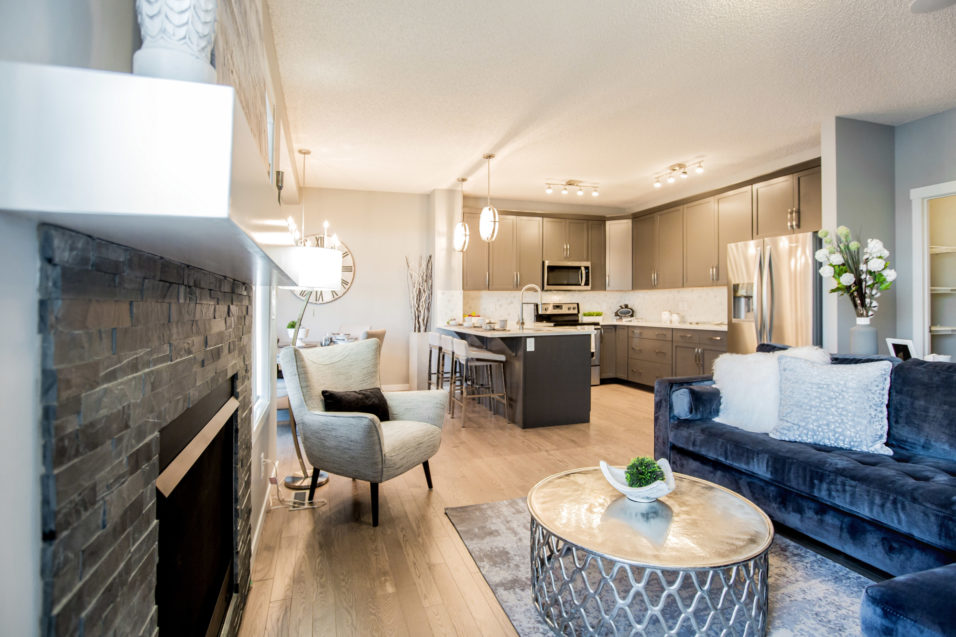 Morrisonhomes Chappelle Cassidy Showhome Greatroom 2018