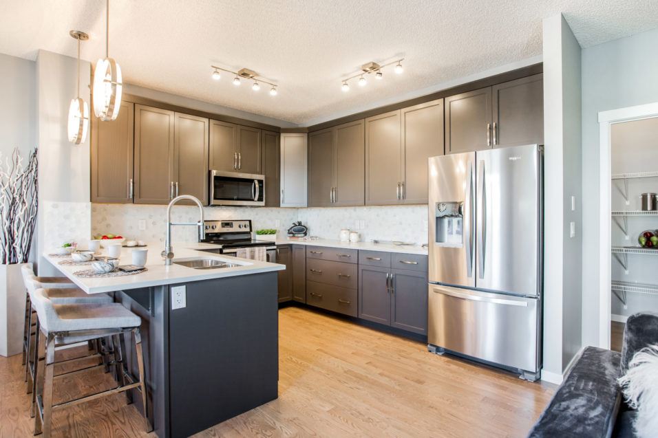 Morrisonhomes Chappelle Cassidy Showhome Kitchen 2018