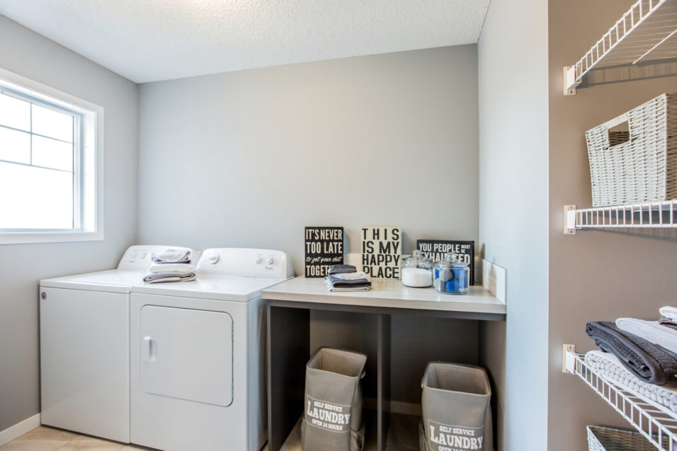 Morrisonhomes Chappelle Cassidy Showhome Laundry 2018