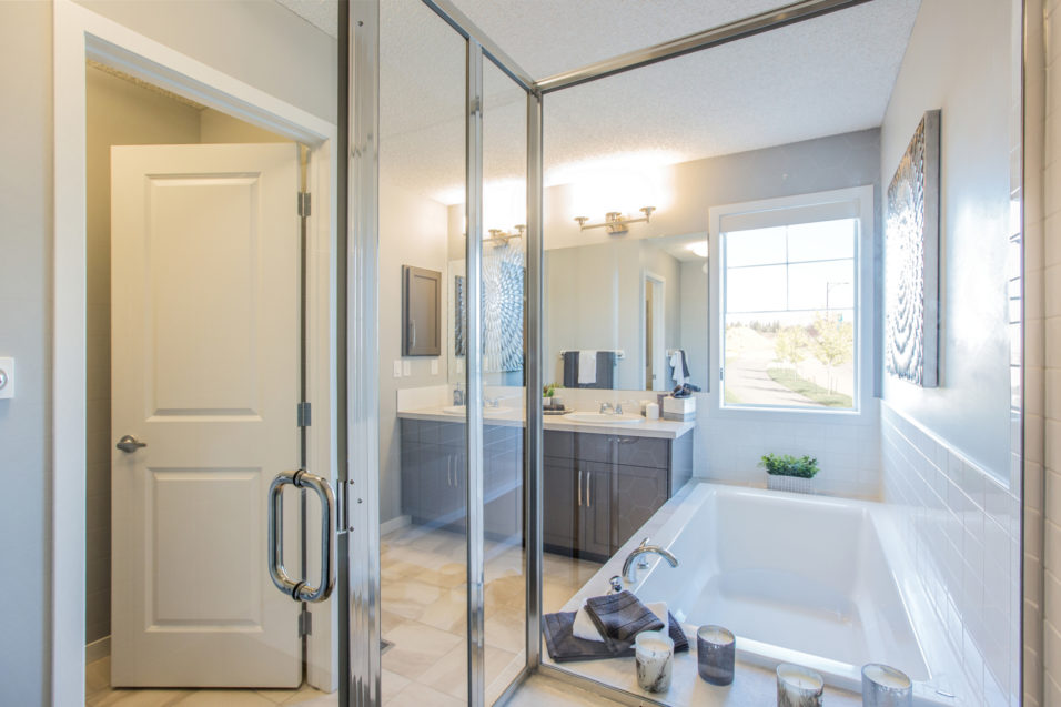 Morrisonhomes Chappelle Cassidy Showhome Ensuite 2018