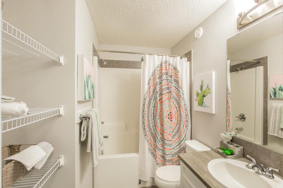 Morrisonhomes Glenridding Indigo Showhome Bathroom 2018