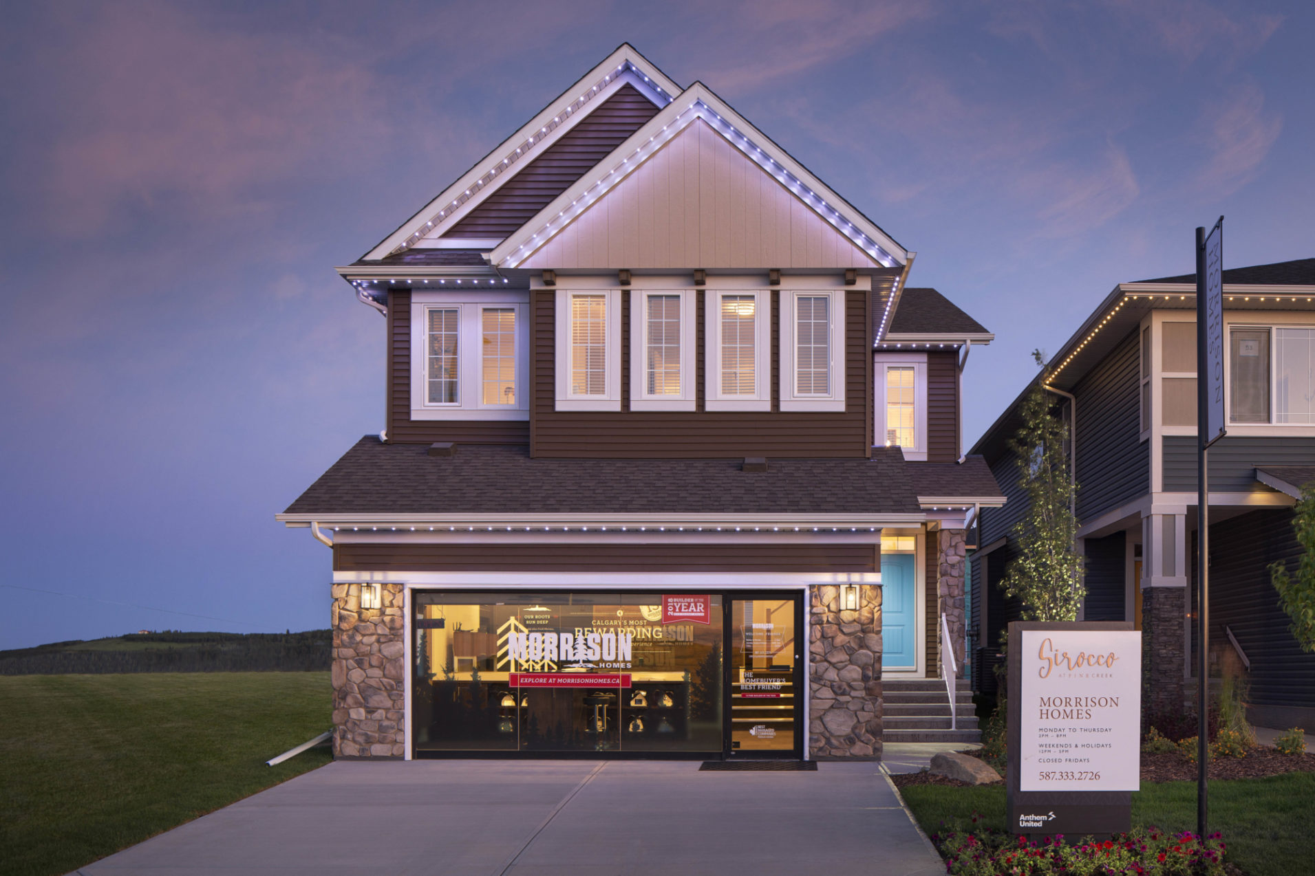 7 Morrisonhomes Belmont Blakely Showhome Salescentre2 2018